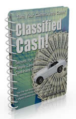 classified cash